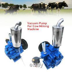 220L / min Portable Vacuum Pump High Quality Fits Cow Milking Machine 100% New