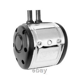 25L Dairy Cow Milker Stainless Steel Milking Machine Seal Bucket Tank Barrel US
