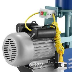25L Electric Milking Machine For Goats Cows WithBucket 550W Milker 1440RPM Vacuum