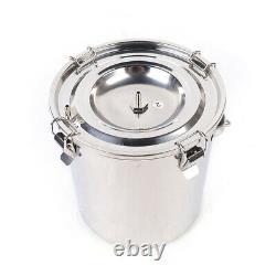 5L Electric Milking Pulsator Vacuum Pump Air Cow Milking Machine Cow Milker 110V