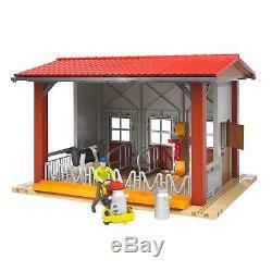 62621 Cow Barn with Milking Machine/CowithFigure