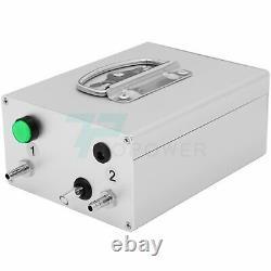 7L Double Tube Electric Milking Machine Vacuum Impulse Pump Cow Milker