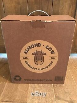 Almond Cow Plant Based Milk Maker Machine Never Used, In Box NICE CLEAN