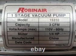 American Made Babson Bros. Milking Machine Surge Cow Vacuum with Robinair Pump