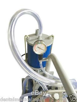 Canada Portable -Cows Milker Electric Vacuum Milking Machine 4 Teats Farm