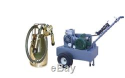 Complete cow milking or gaot milking system milker pulsator & all included