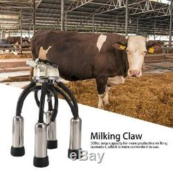 Cow Cattle Use Milking Claw Collector Replacement Parts with Milk Machine Tube