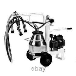 Cow Mini-Milker portable milking machine