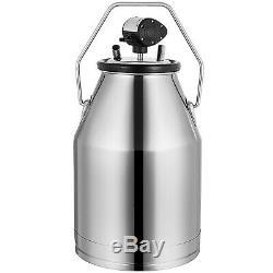 Electric Milker Bucket 25L Milking Machine Portable Elegant Cow
