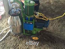 Electric Milking Machine For Cows 110v/220v a