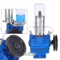 Electric Vacuum Pump For Cow Milking Machine Milker Tank Barrel Bucket 30 (m3/h)
