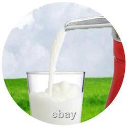 Manual Milk Cream Separator Skimmed Milk Separator Cows Milk Gadgets Machine