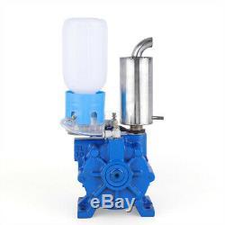 Milk Processing Vacuum Pump Cow Milking Machine Milker Bucket Tank Barrel