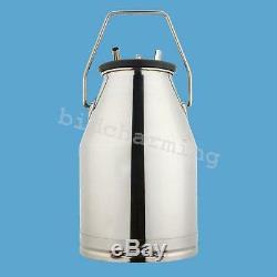 Milker Electric Piston vacuum pump Milking Machine For Cow Farm Bucket 550W 25L