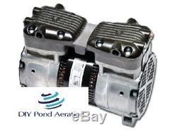 Milker Vacuum Pump for Milking Machine Cow Goat or Sheep Vacuum Bucket Milking