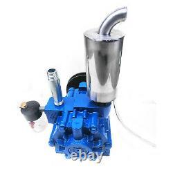 NEW Milker Vacuum Pump Milking Machine Cow Goat Vacuum Bucket Milking Protable
