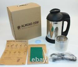 New (Open Box) Almond Cow Plant Based Milk Maker Homemade Making Machine