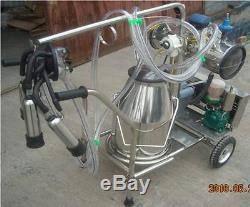 Oil-Free Vacuum Pump Milking Machine for Cows Factory Direct