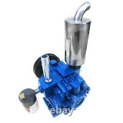 Protable Milker Vacuum Pump Milking Machine For Cows withBucket Milker 220L/min