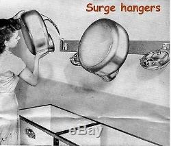 Surge Cow Bucket Milker Medium bore rebuilt by Hamby Dairy Supply