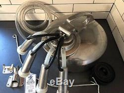 Surge Cow Bucket Milker Silicone bores Complete with extras