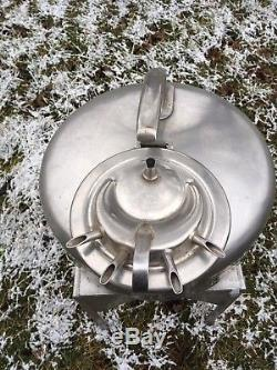 The Surge Cow or Dairy Milker Stainless Steel Babson Brothers Co. W Pulsator B276