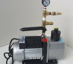 USA Made Surge Milking Machine-cow-goat-sheep-new Vacuum Pump