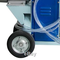 USA Seller Professional Electric Milking Machine Milker For Farm Cow Bucket 25L