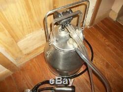 USA Surge Delaval Dairy Cow Milker Milking Machine W New Rubber New Pulsator