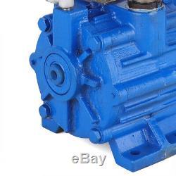 USA Vacuum Pump For Cow Milking Machine Milker Bucket Tank Barrel 250 L/M 110 V