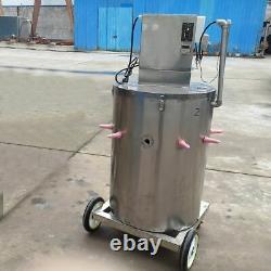 V0 110V Calf Feeding Machine Small Cow Acidified Milk Feeder Stainless Steel