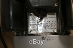 VEVOR MILKING MACHINE 1440 Milker Machine 1440 RPM 5-8 Cows MOTOR ONLY NEW WORKS