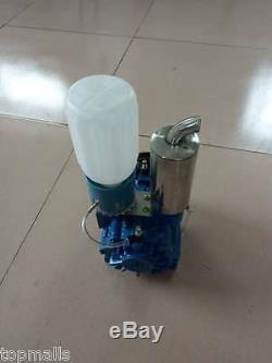 Vacuum Pump For Cow Milking Machine Milker Bucket Tank Barrel