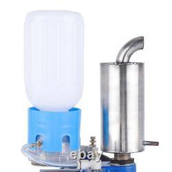 Vacuum Pump For Cow Milking Machine Milker Bucket Tank Barrel 110V Electric US