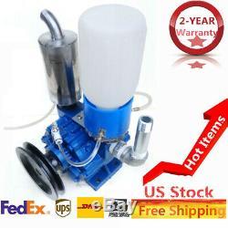 Vacuum Pump For Cow Milking Machine Milker Bucket Tank Barrel 250 L/min Premium