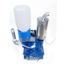 Vacuum Pump For Cow Milking Machine Milker Bucket Tank Barrel Free shipping