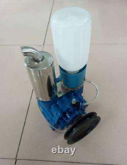 Vacuum Pump For Cow Milking Machine Milker Bucket Tank Barrel na