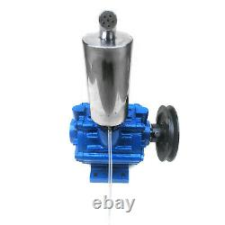 Vacuum Pump For Cow Milking Machine Milker Stainless Steel Bucket 220 L/min