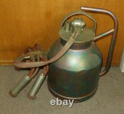 Vintage Conde Cow Milking Machine Art Work / As Is & As Shown / No shipping