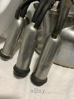 Vintage The Surge Cow Milker Stainless Steel Babson Brothers Co