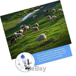 Yosooo 2L Portable Electric Milking Machine Milker Cow Sheep Goat Milking Mac
