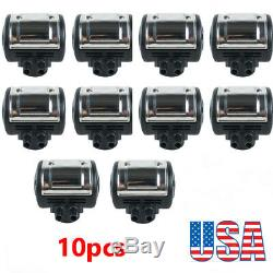 10pcs USA L80 Pneumatique Pulsator Vache Trayeur Traire Machines Bovins À La Ferme Laitière