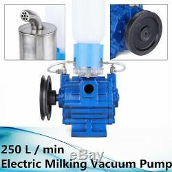 250 L / Min Électrique Pompe À Vide Machine Traire Pour La Ferme Vache Mouton Chèvre