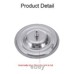 5l Dual Heads Machine De Traite Électrique Pompe D'impulsion À Vide Co Withgoat Milke U