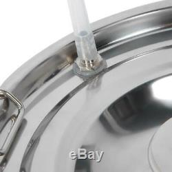 5l Électrique Machine À Vide Traire Impulse Pompe Régulateur De Vache De Chèvre Milker 110v