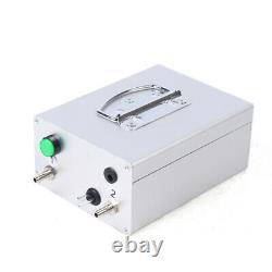 7l Pompe À Vide Portable Machine De Traite Électrique Laitier De Vache En Acier Inoxydable 110v