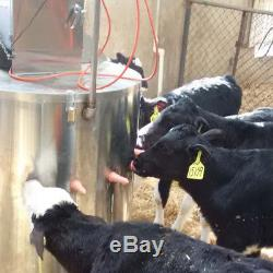 Acier Inoxydable De Chargeur De Lait De Vache De Vwe 110v Petit Chargeur De Lait Acidifié Par Vache
