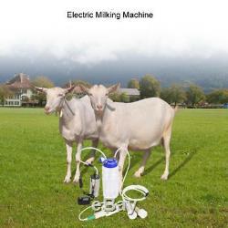 Chèvre Mouton Lait De Vache Machine Électrique Portable Device Controller Impulse Traire