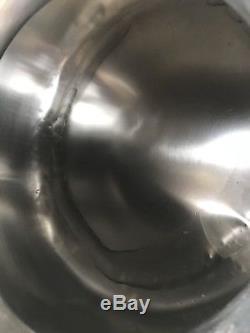 La Machine De Milker D'acier Inoxydable De Surge Lait De Mouton De Vache Laitière Peut Le Chèvre De Seau De Seau