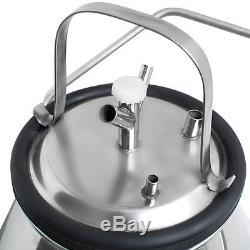 Les Vaches Électriques De Ferme De Machine À Traire Utilisent La Pompe À Piston 1440rmp / Min De Withbucket
